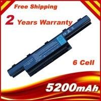 Battery for laptop Acer Aspire 4250 4349 4333 4350 4551 4560 4733Z 4738 4739 5250 5253 5333 5336 5342 5349 5551 5733 7551 5750