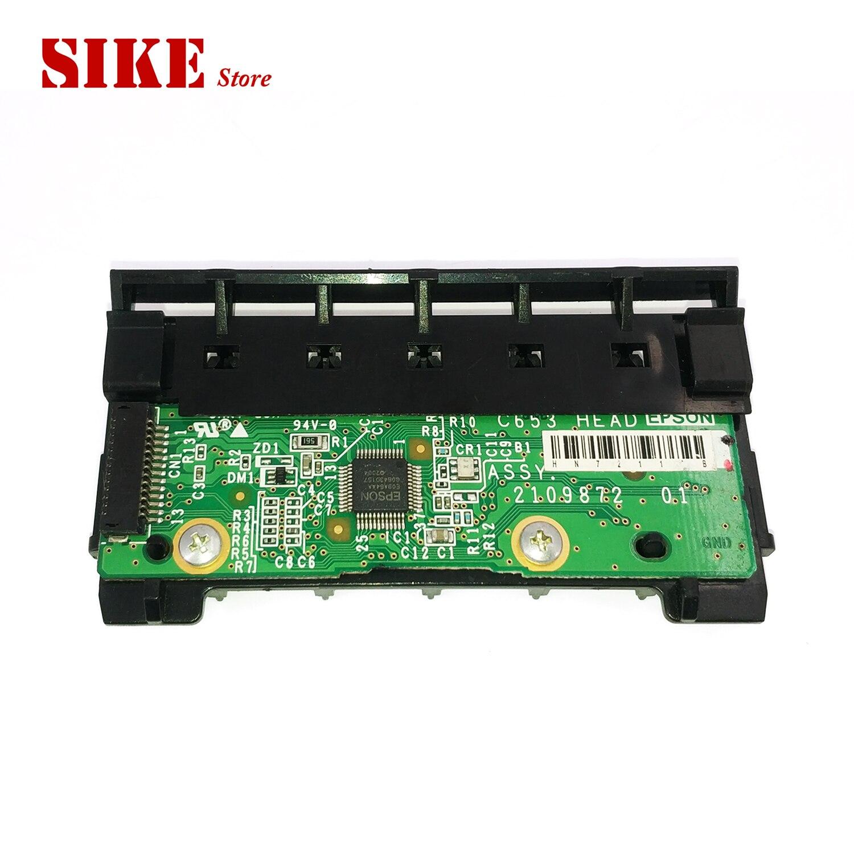 Чернильный картридж чип-плата для Epson R1390 1390 R1400 1400 Chip Contact 1454340
