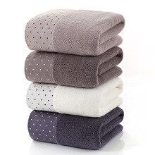 Duża bawełniana kąpiel ręcznik kąpielowy grube ręczniki strona główna łazienka Hotel dla dorosłych dzieci Badhanddoek Toalha de banho Serviette de bain40