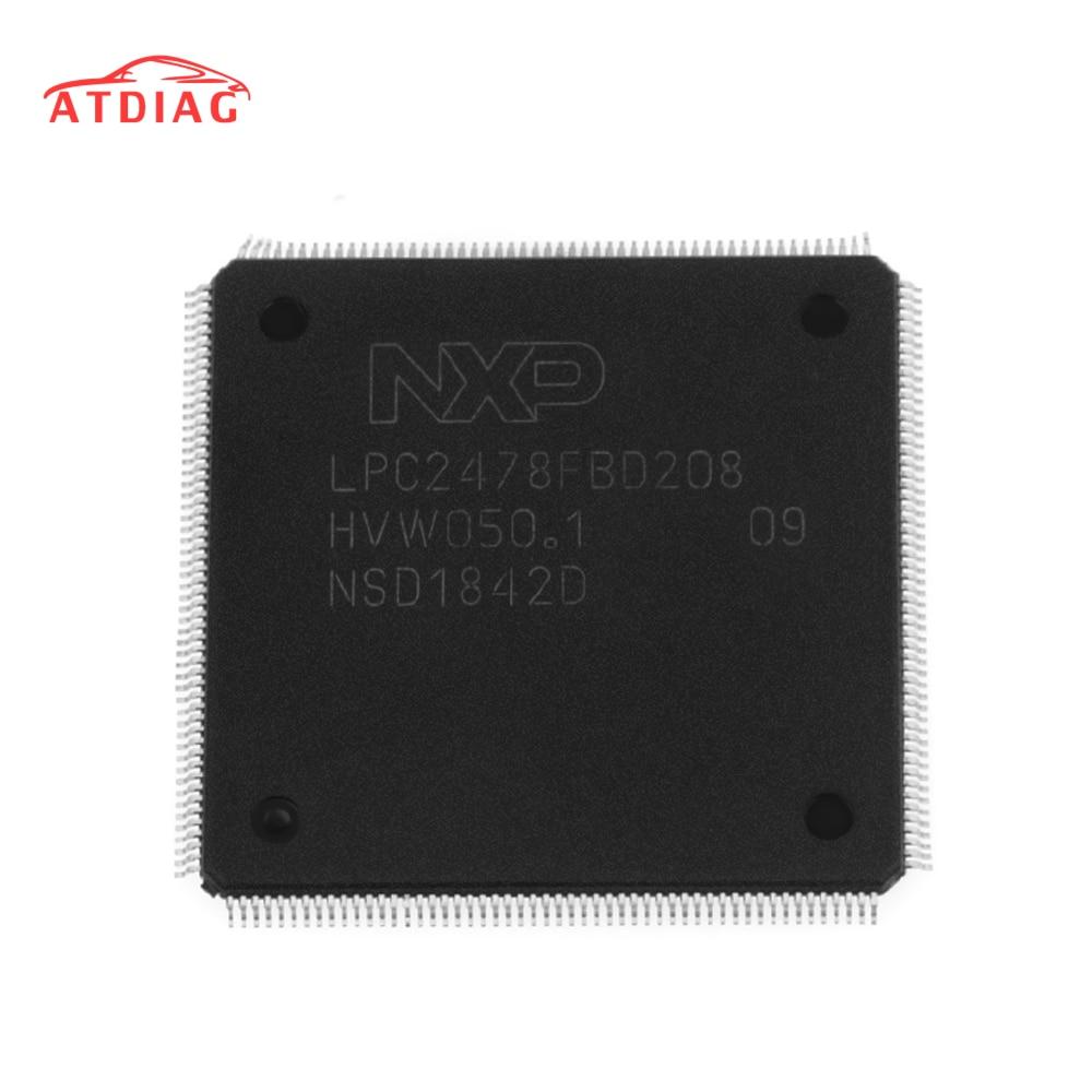 Nuevo KESS NXP Chip para KESS V2 V4.036 V5.017 KTAG V6.070 V7.020 NXP CPU reparación Chip actualiza fichas para KESS K-TAG ECU programador