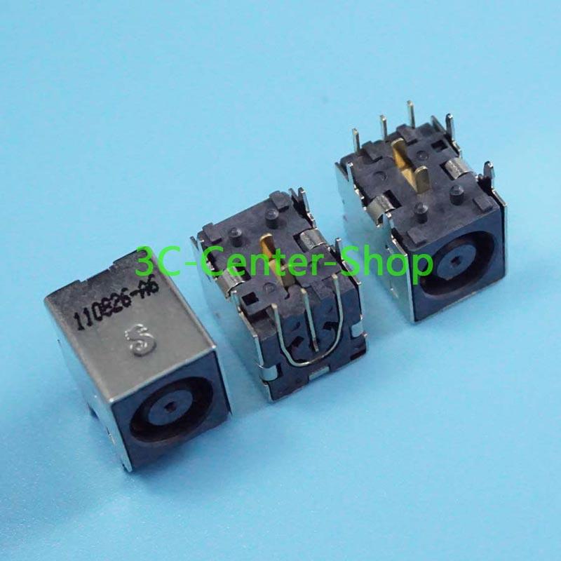 1 PCS Laptop dc power jack Para DELL N5030 M5030 Inspiron 1150 1420 1500 1501 6000 9100 DC JACK Conector
