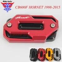 red black for honda cb600f cb 600 f hornet 1998 2015 motorcycle front brake master cylinder fluid reservoir cover oil cap