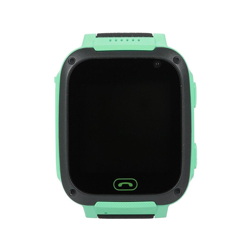 V6 Kids BT SOS Smart Watch Phone niños Cámara Tracker Smartwatch IP67 impermeable para IOS Android teléfono celular pantalla táctil