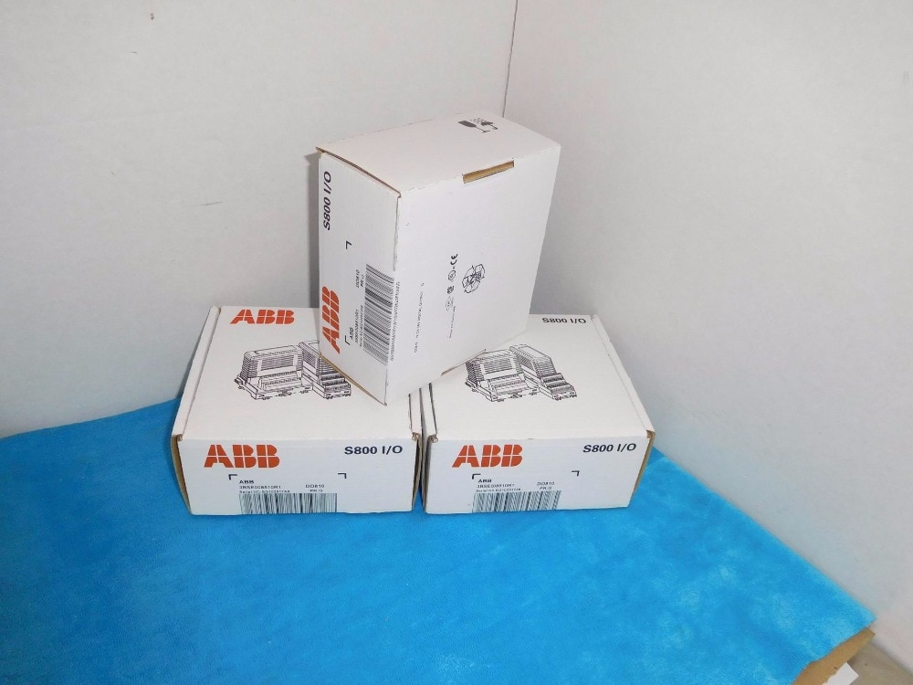 ABB DCS 3BSE008510R1 DO810 DI810 DI814 DI821 DI830 DI811 DO820 DO801 TU810V1 TU830V1 TU811V1