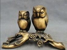 Ensemble de Sculpture en Bronze de chine   10