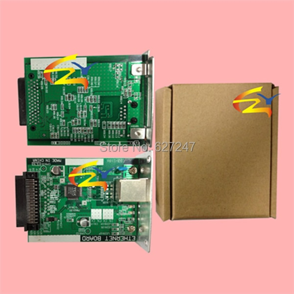 Compatible para Canon IR5000 IR6000 tarjeta Lan IR5000 IR6000 tarjeta Ethernet empaquetada para 6 piezas al por mayor de alta calidad