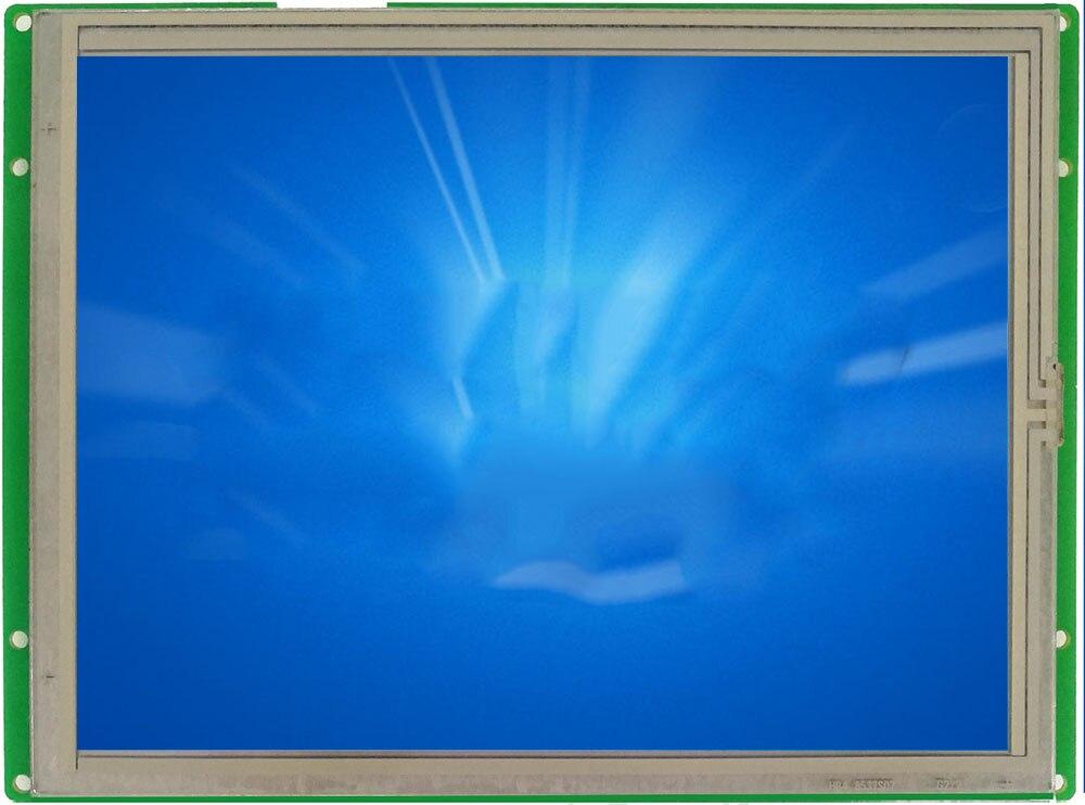 DMT80600L080_01W DMT80600L080_01WN/T 8-pulgadas DWIN Pantalla de mando serie reproductor de música pantalla táctil resistiva