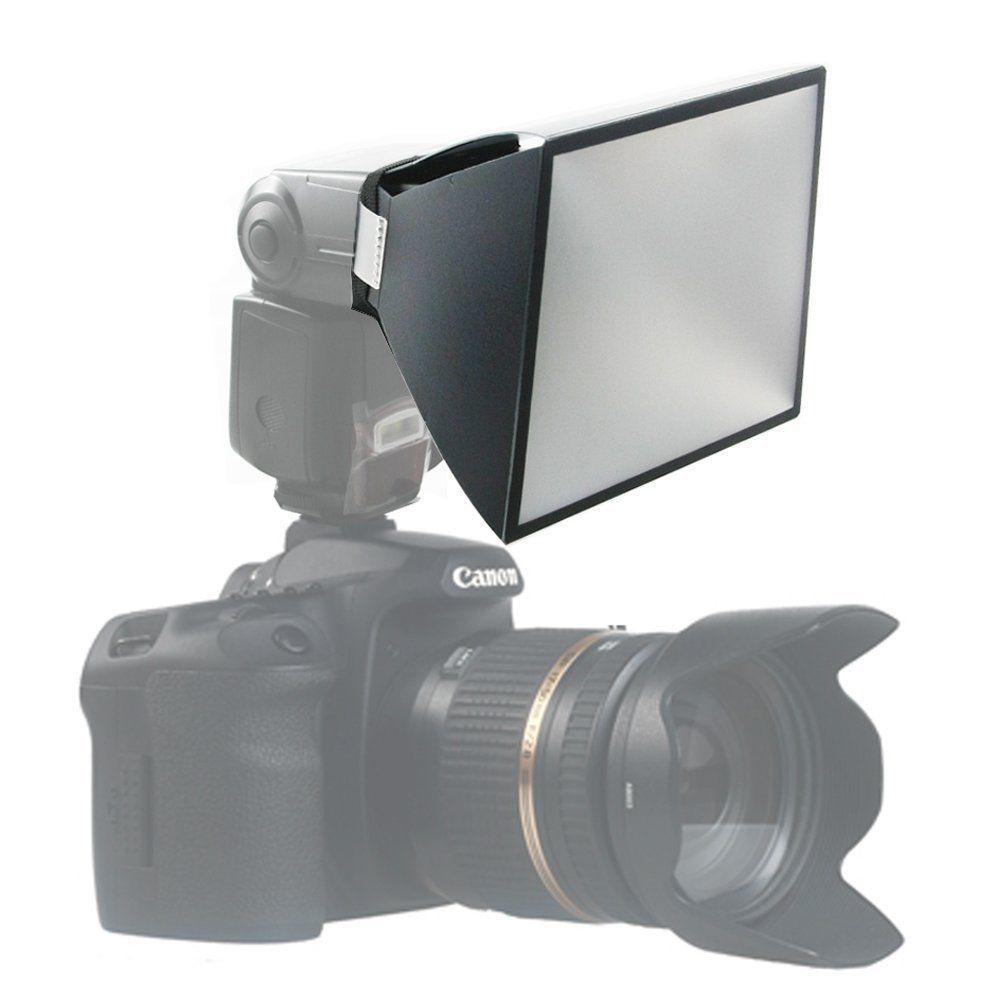 150x120mm flash difusor softbox para yongnuo YN-568EX YN-565EX YN-560 vi YN-560 iii YN-500EX YN-480 YN-460 ii para canon 600ex