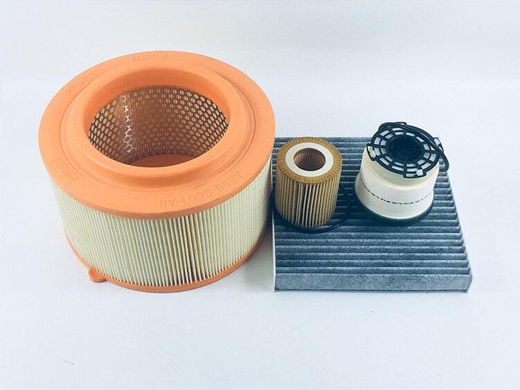Filtro de aire para coche Ford Ranger, filtro de aceite, filtro diésel,...