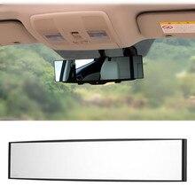 1 шт. 300 мм широкий кривой внутренний зажим на зеркало заднего вида Универсальный автомобильный Грузовик без визуального слепого пятна, вызванного HID свет 8Z