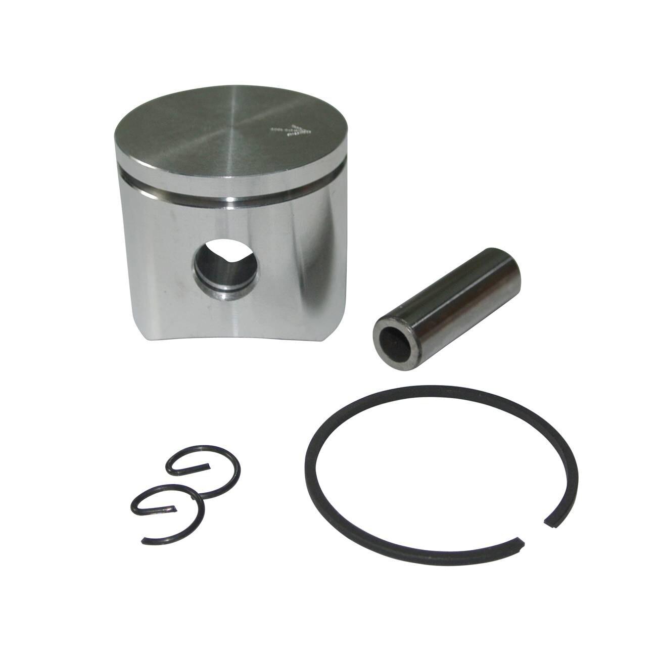 KIT de anillo de perno de pistón de 38mm compatible con motosierra HUSQVARNA 136 137