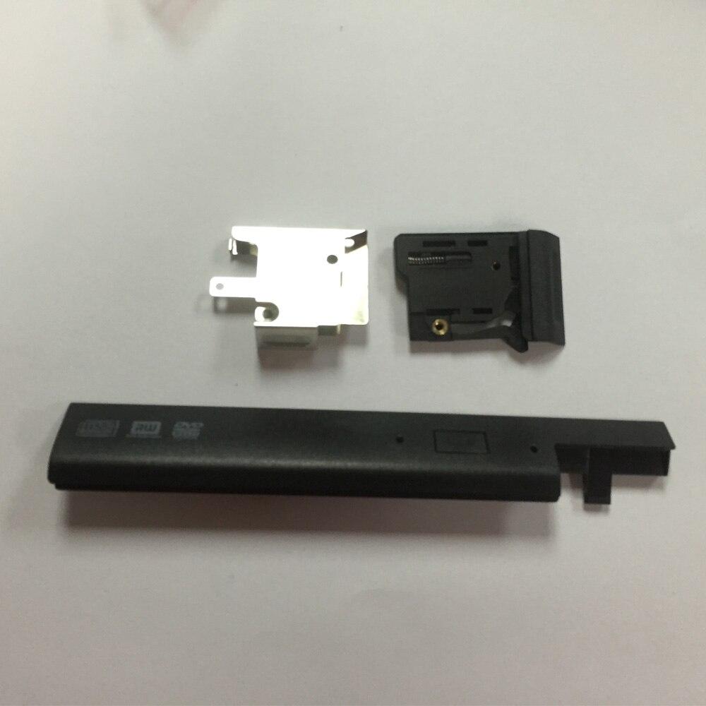 Nueva placa frontal óptica de DVD-RW con cierre para Latitude E6420 E6430 E6320 E6520 E6520 Serie D P/N CN-064DJG AP0FD000A10