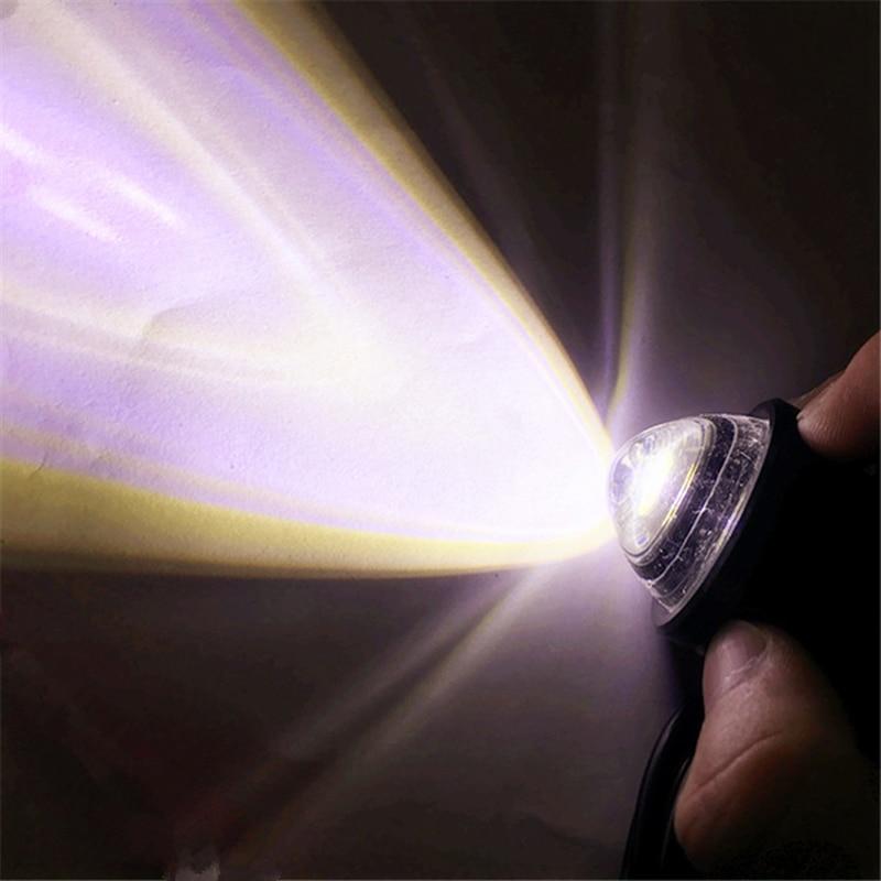 2pcs  Fog Light Eye Refit Fish Fog Lamp Hawk Eagle Eye 12v Automobile Led Lens + Daytime Running Lights