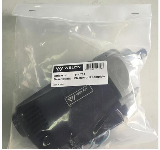 Motor com capa para weldy ex3 3400 w handheld kit máquina de solda extrusão plástico ar quente soldador pistola 114.753
