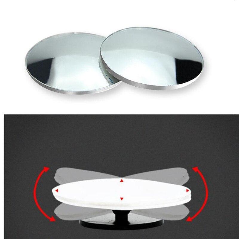Carro ponto cego pequeno espelho redondo para kia sportage 3 mitsubishi lancer 10 renault logan bmw x5 e53 cruze bmw e46 granta kia