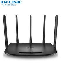 TP-LINK kablosuz WIFI yönlendirici AC TL-WDR6500 1300Mbps 1 WAN 4 LAN 2 USB 2.4GHz + 5 GHz/802 11ac/b/n/g/a/3/3u/3ab için aile/SOHO