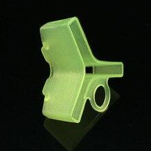 50Pcs Fishing Treble Hooks Jig Covers Case Bonnets Caps Protector Durable New