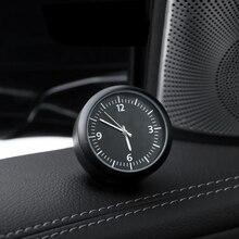 Luminous Car Clock Automobiles Ornament Auto Quartz Watch Automotive Internal Dashboard Time Display