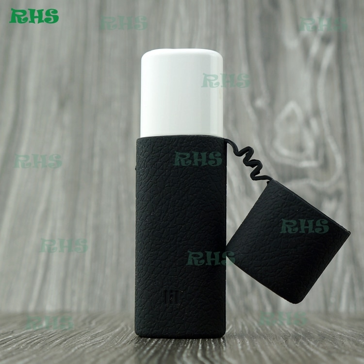 2018 RHS New lil hot selling in China Silicone Cigarette Case Cover for South Korea LIL with 13 nice colors free shipping