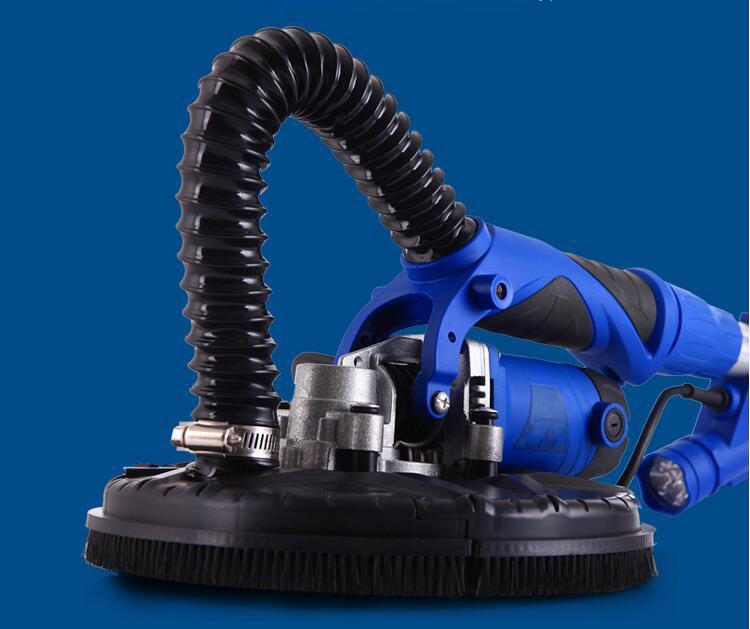 Handheld 220V No dust Metope grinding machine Electric tool sanding machine Putty polishing machine Wall polisher enlarge