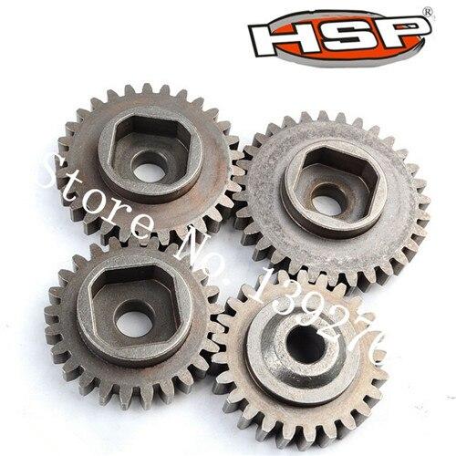 Engranaje de acero en polvo HSP 51030, equipo opcional (31T/29T/25T-B * 2)...