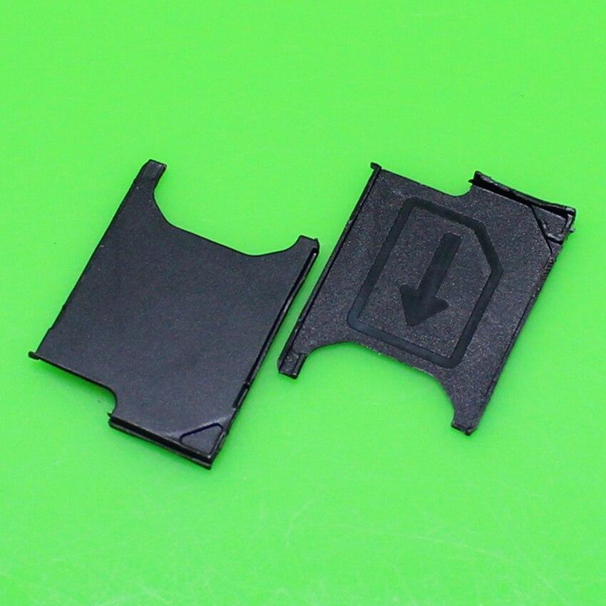 ChengHaoRan, 1 pieza, Conector de toma de tarjetas SIM de repuesto para Sony Z2 L50, módulo de soporte de lector de ranura de bandeja. KA-215