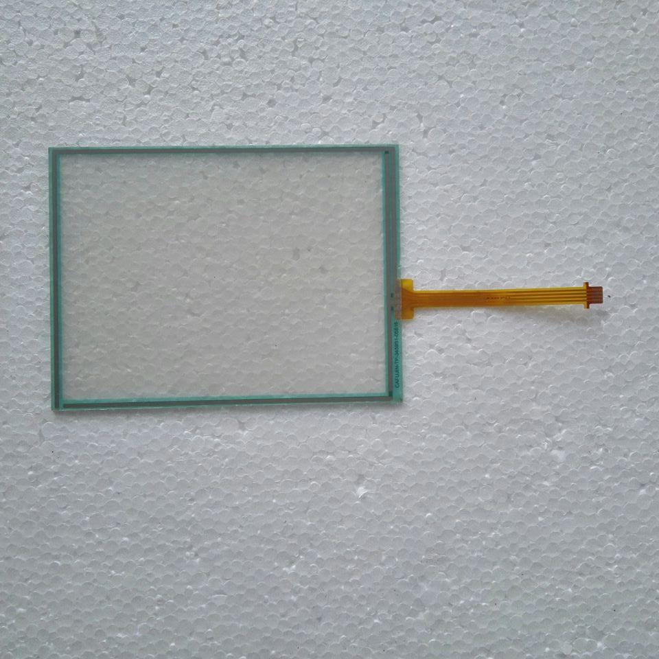 TCG057QVLAD-G00 TCG057QV1AD-G10 اللمس زجاج الشاشة ل HMI لوحة إصلاح ~ تفعل ذلك بنفسك ، جديد ويكون في الأسهم