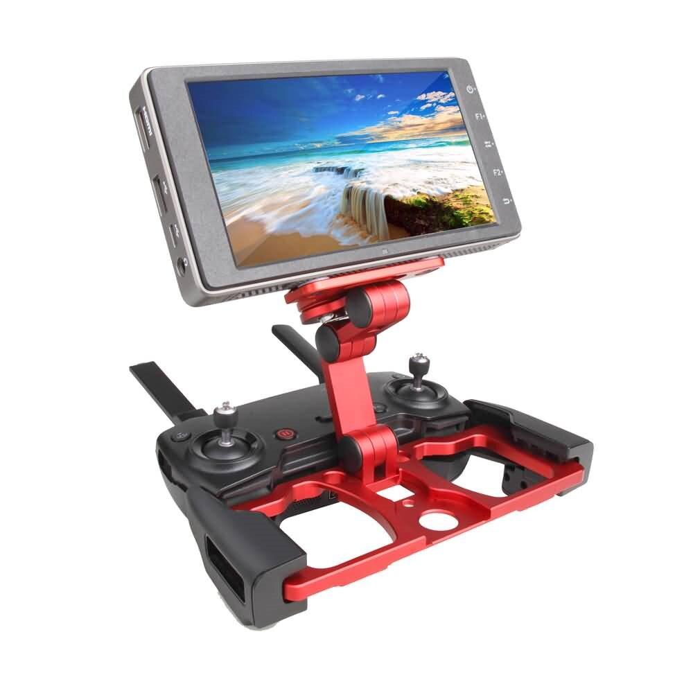 Smartphone pinza para tableta soporte para DJI MAVIC PRO/MAVIC aire/chispa/Mavic 2 pro/zoom remoto controlador Monitor CrystalSky