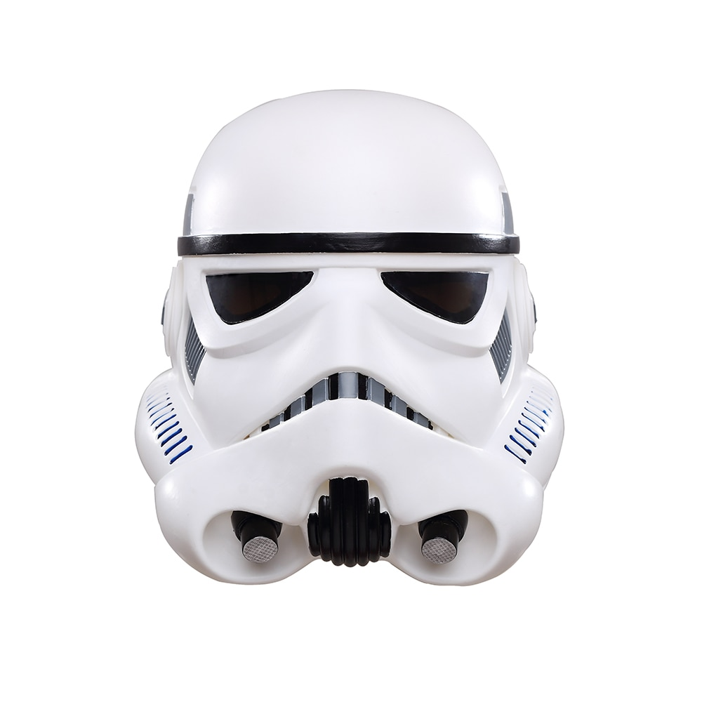Star Wars White Soldier Cosplay Helmet The Force Awakens Stormtrooper Mask Halloween Party