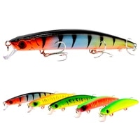 wldslure 1pcslot fishing lure minnow bait 15cm 28g bass lures quality hard artificial baitscarp lure