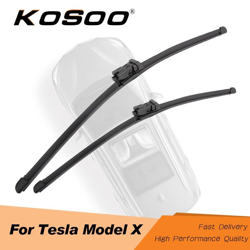 KOSOO для Tesla Model X 28