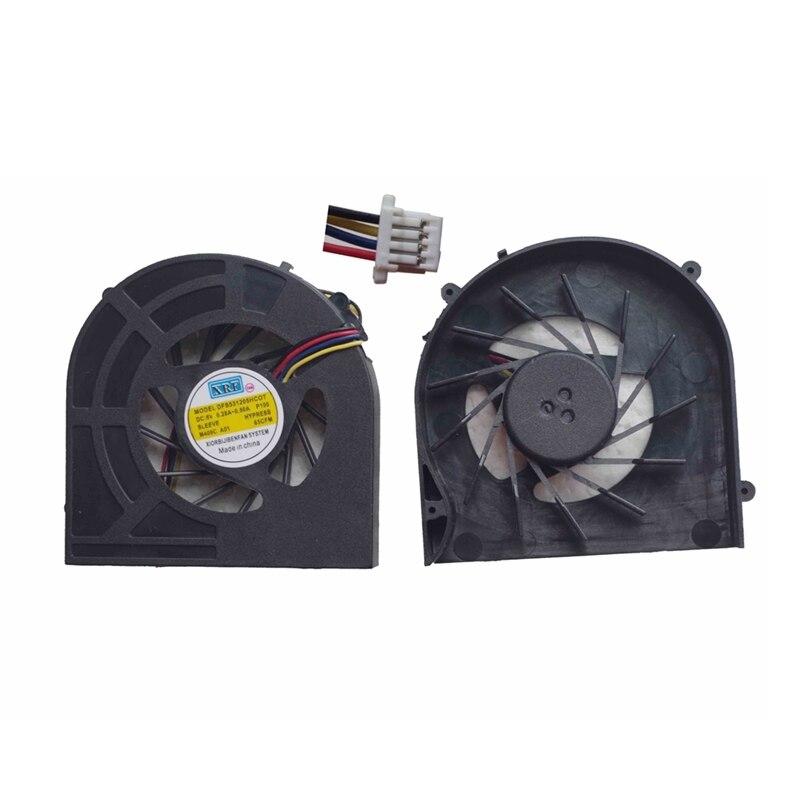 Novo ventilador de refrigeração da cpu para HP PROBOOK 4520 4520 s 4525 s 4720 s Laptops CPU Cooler Fan KSB050HB F0620 notebook Computador Substituir