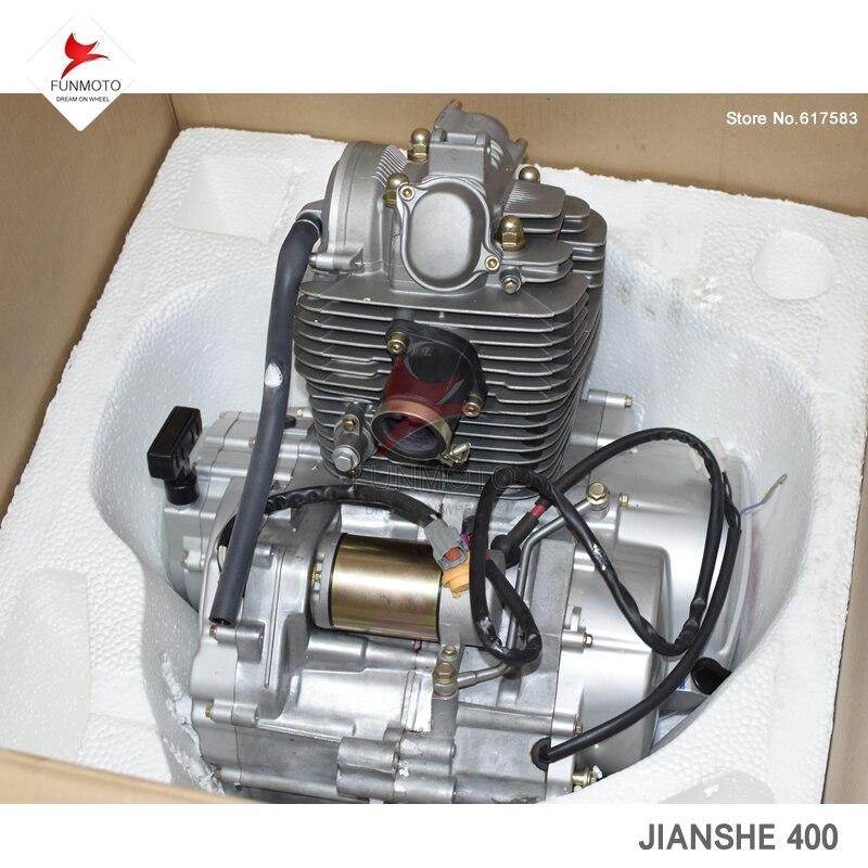 WHOLE ENGINE OF JIANSHE 400 ATV MODEL NAME IS JS386/JIANSHE400CC /YH400CC BUGGY/BAKUS GKT400CC BUGGY