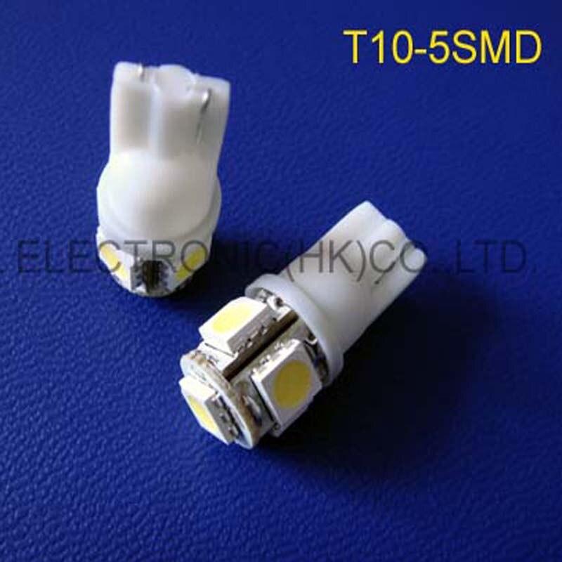 High quality 12V T10 194 168 W5W car led clearance lights, t10 car led light free shipping 50pcs/lot