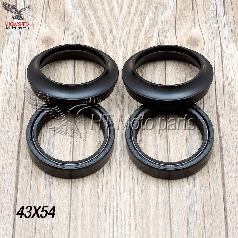 Передняя вилка демпфер масляный уплотнитель для пыли, чехол для Honda CBR600 F4 VFR800A CBR900RR CB1000R CBR1000RR CBR1100XX Blackbird CRF 250 XR400