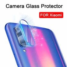 2 pièces sur Xio mi 9 verre protecteur dobjectif de caméra pour Xiao mi 9 8 Lite mi 8 SE mi 9 xia mi 8se mi 9se mi xao mi 8se 9se film trempé