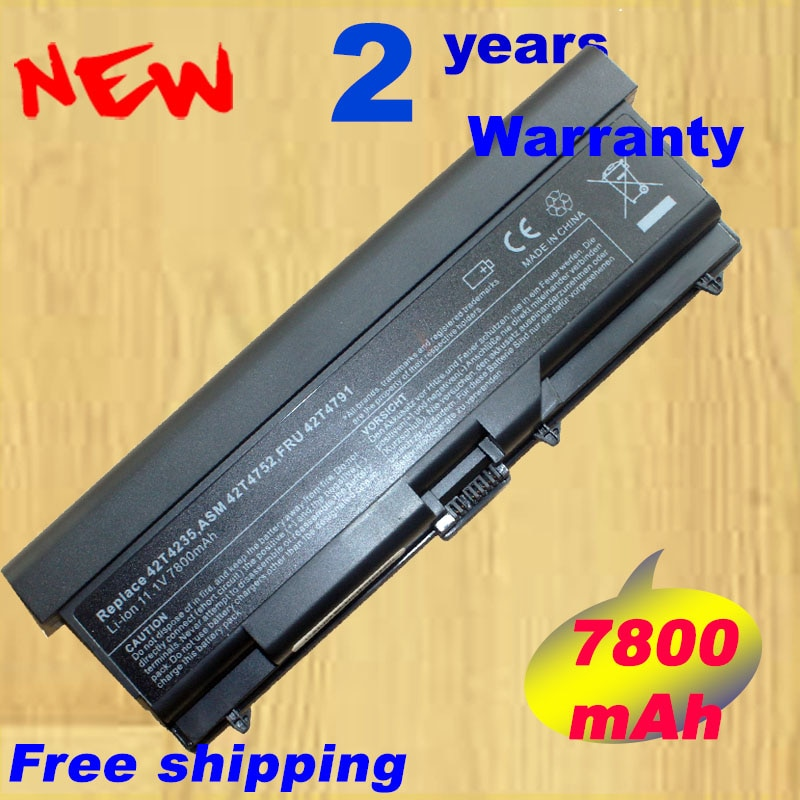 HSW Emeging 11.1V 94WH 9Cells Laptop Battery for Lenovo thinkpad SL430 W530 45N1006