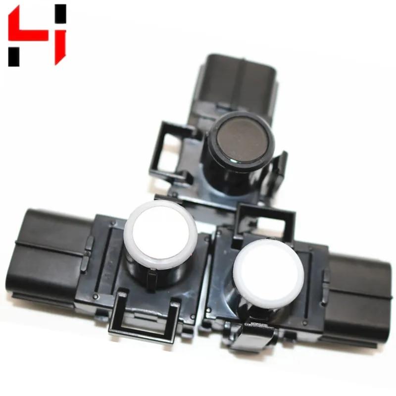 10 pcs) 89341-33210 PDC חניה חיישן הפוך לסייע עבור טויוטה לקסוס RX350 RX450H 3.5L V6 חדש 188400-2120 שחור לבן כסוף