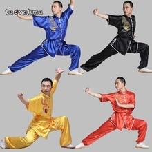 Taoyekma Wushu kung fu kleding uniform kleding kostuum wing chun kleding martial arts training uniform shaolin kungfu T97