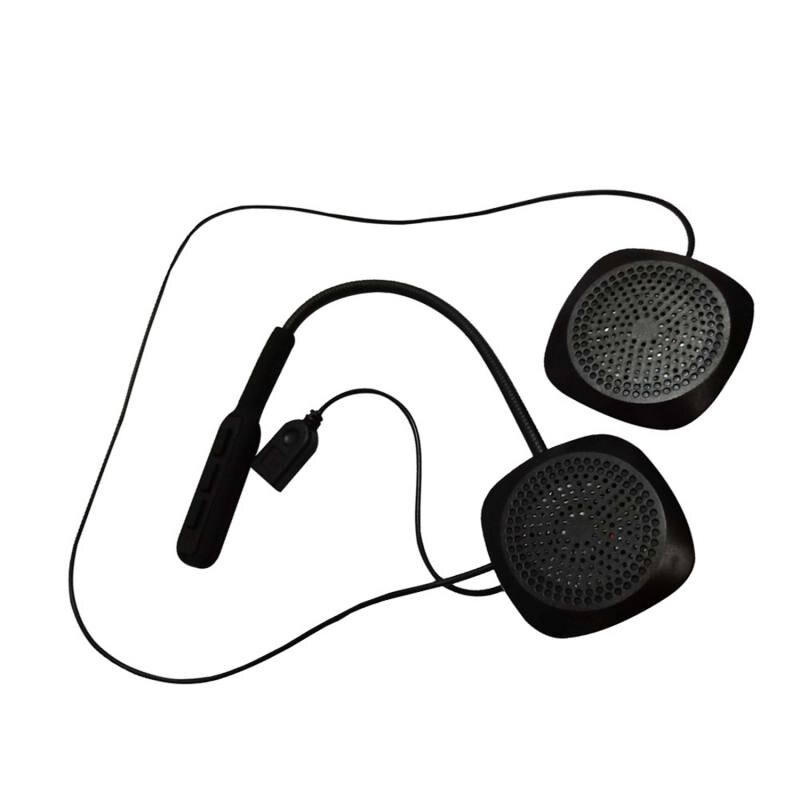 Auriculares Bluetooth inalámbricos con manos libres universales para casco de motocicleta con micrófono para Suzuki Honda CBR Benell hp4i Moto