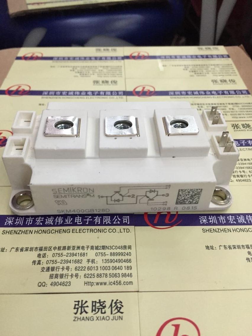 SKM400GB128D módulo de potencia