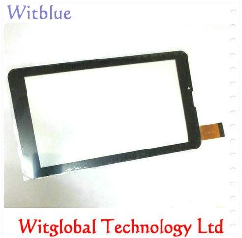 """10 Teile/los Neue Für 7 """"Supra M74AG 3G/Austern T72ER T72MR 3G tablet touch screen Touch panel Digitizer Glass Sensor Ersatz"""