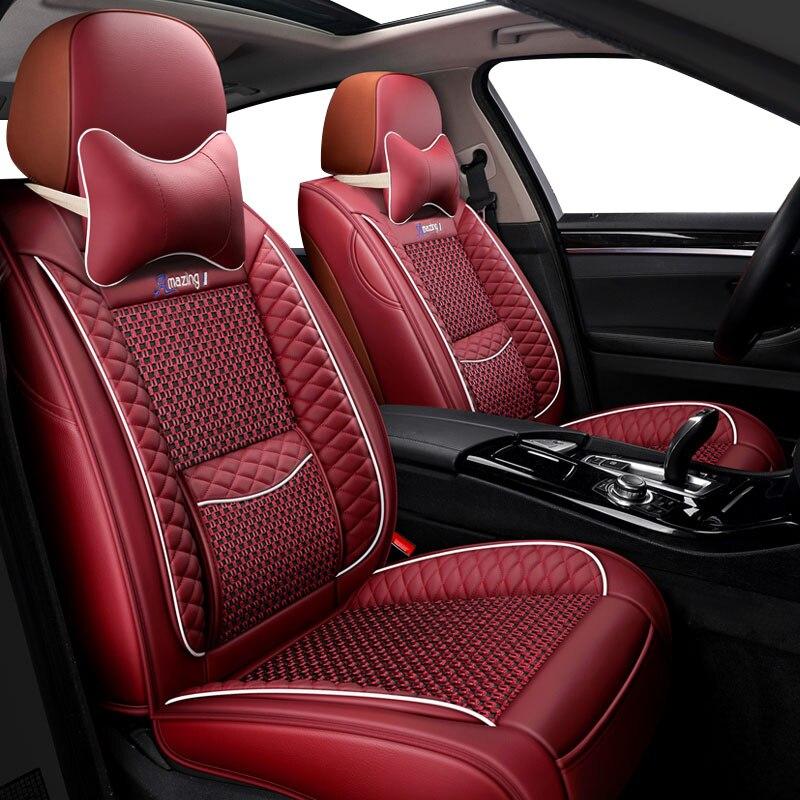 Car Believe car seat cover For renault logan megane 2 captur kadjar fluence laguna 2 scenic accessories covers for vehicle seat