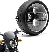 Baguettes Harley Bobber pour moto Yamaha   6.5