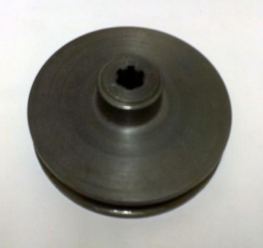 Polea forrada para máquina de coser 876707 para Singer Motor 38, 39, 48, 59, 69