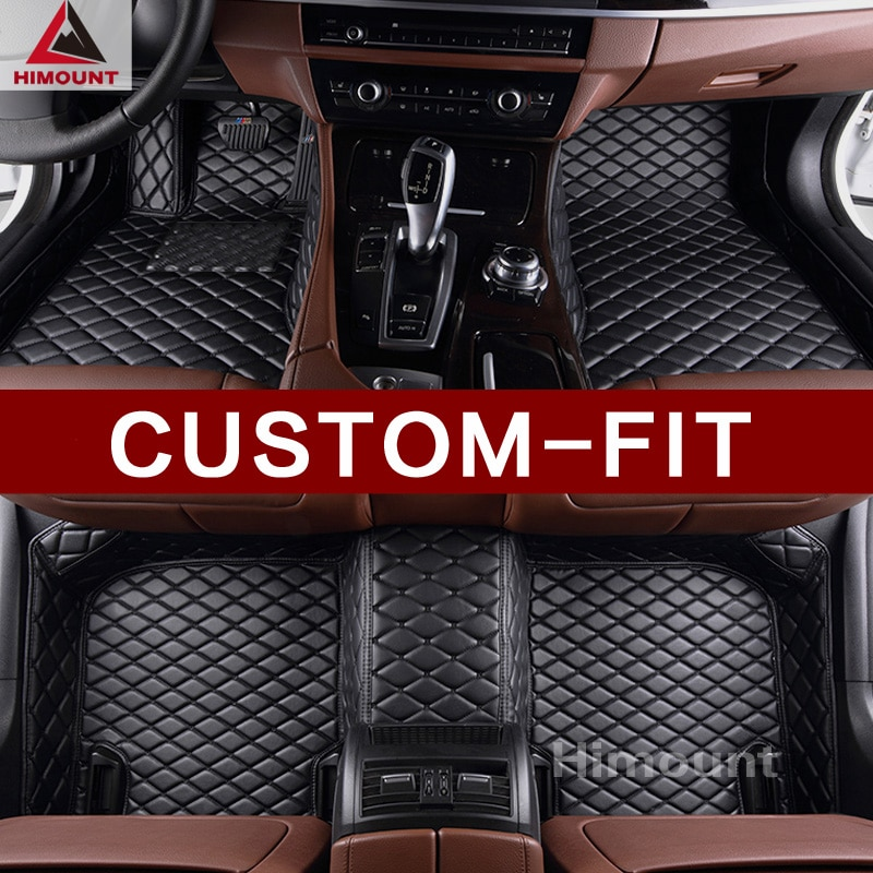 Ajuste personalizado tapetes do carro feito especialmente para Audi Q5 SQ5 all weather tapetes tapetes de carro styling de alta qualidade luxo revestimentos de piso