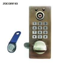 Serrures darmoire à cartes en métal TM   Mot de passe numérique et électronique, serrures à Code de meuble