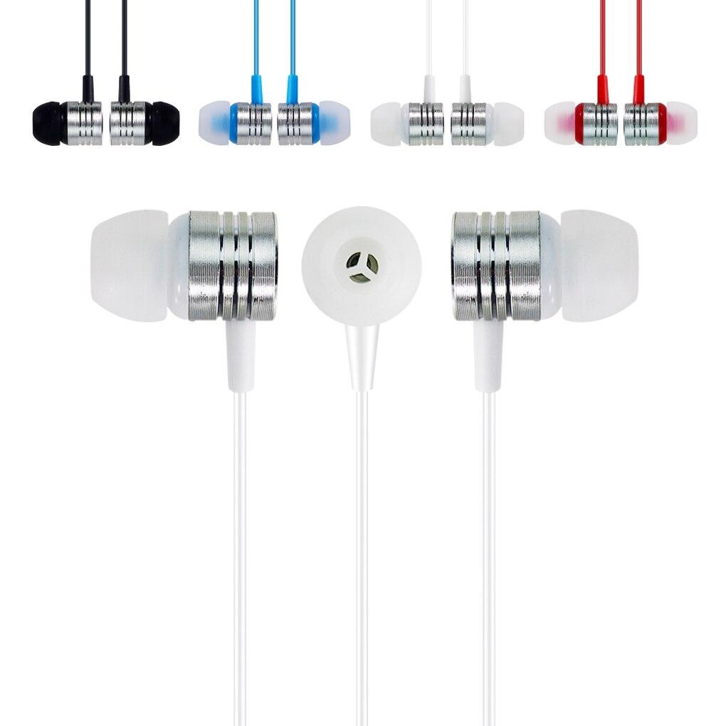 3.5mm jack fone de ouvido para iphone para sony para xiaomi para samsung s7 s8 s9 auriculares fones estéreo com fio novo