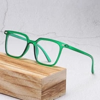 fashion anti blue light optics eyeglasses classic women square glasses frame men myopia computer eye glasses vintage new 2020