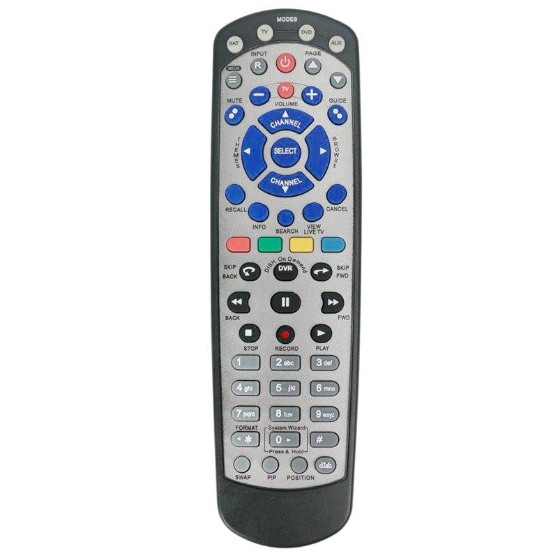 Dish1 uniwersalny standardowy pilot kompatybilny z Dish 20.1 sieciowy odbiornik satelitarny z trybem Tv Sat Dvd Aux
